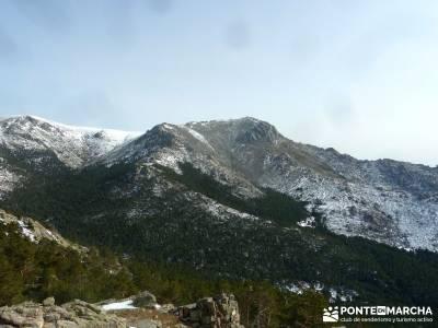 Siete Picos - Valle la Fuenfría; la granja de san ildefonso; amigos